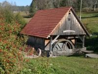 Kobisenmühle, St. Georgen, die Mühle