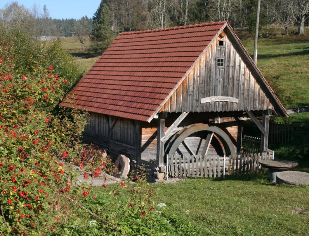 Kobisenmühle, St. Georgen