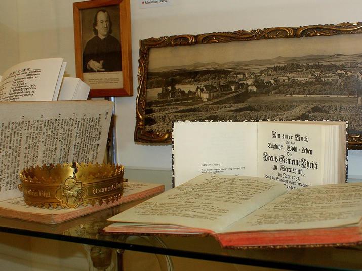 Historische Sammlung Königsfeld, Bücher
