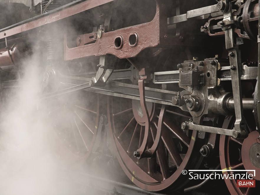 Sauschwänzlebahn Dampflok