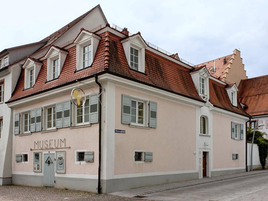 Stadtmuseum Hüfingen, Gebäude