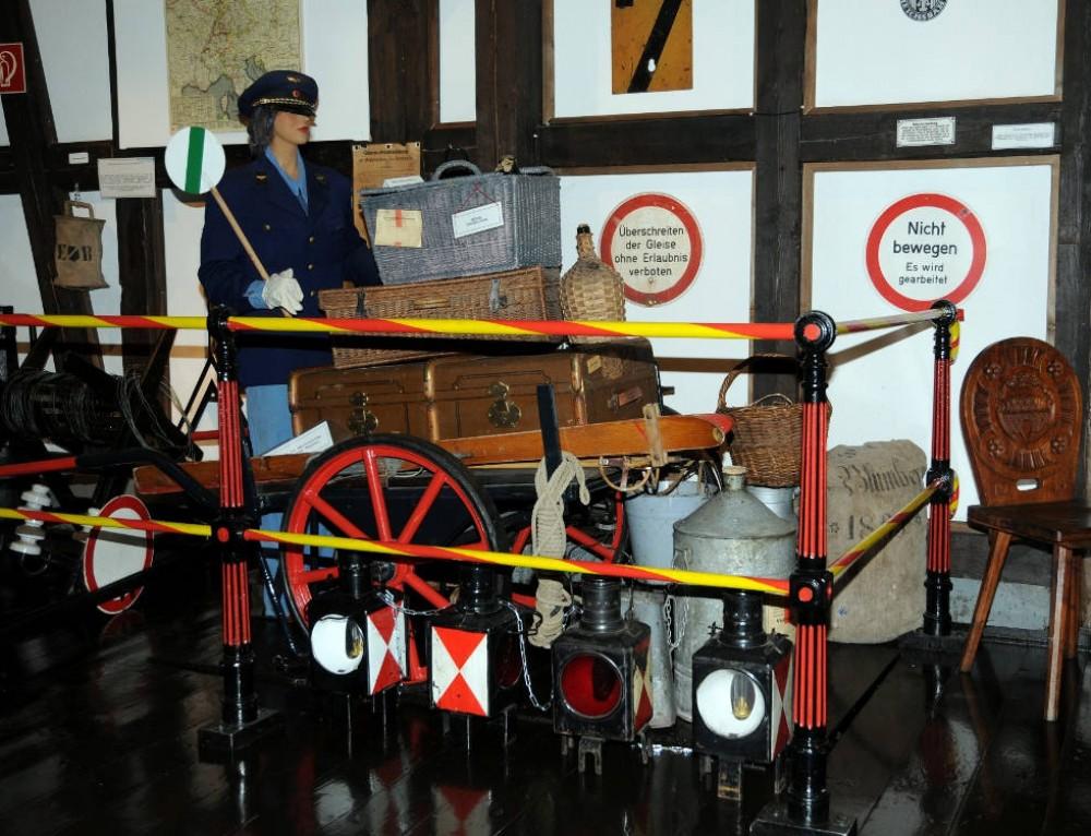 Eisenbahnmuseum Blumberg