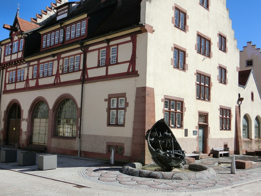 Fasnachtsmuseum Bräunlingen Gebäude
