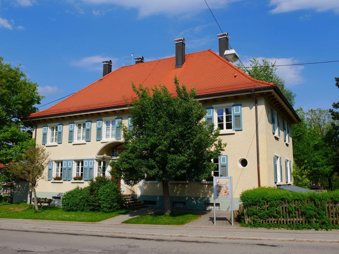 Heimatstube Tannheim, Villingen-Schwenningen, Gebäude