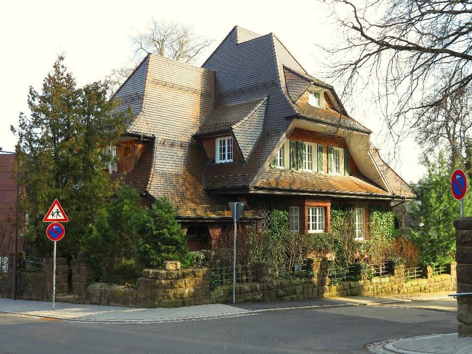 Hermann-Papst-Museum, St. Georgen, Gebäude