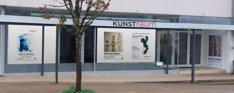 KUNSTraum Königsfeld, Aussenansicht