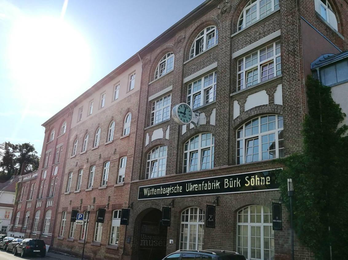 Uhrenindustriemuseum Villingen-Schwenningen