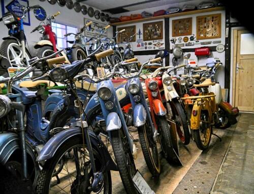 Moped-Technik-Welt